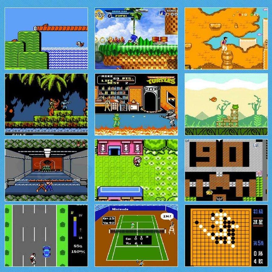 Klasikinių žaidimų kompiuteris 400