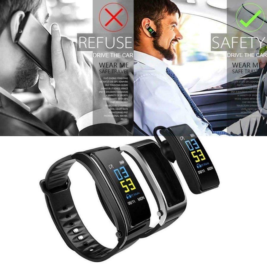 Laikrodis / Bluetooth ausinė