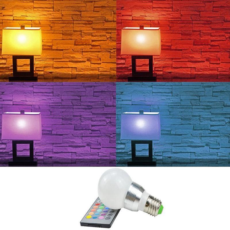 LED lemputė su pulteliu
