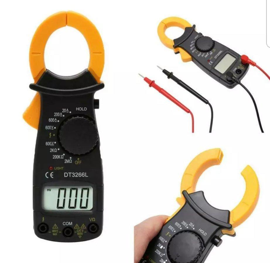 Multimetras / elektros testeris