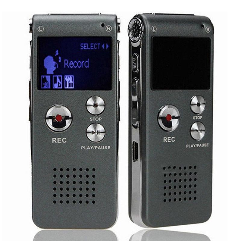 Diktofonas 8GB