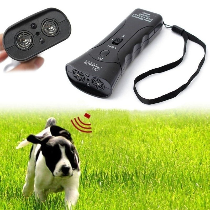 Ultragarsinis prietaisas šunims