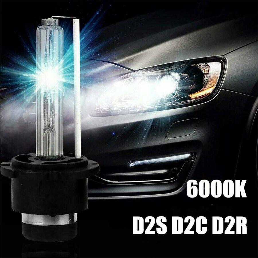 D2S / D2C Xenon HID lemputė