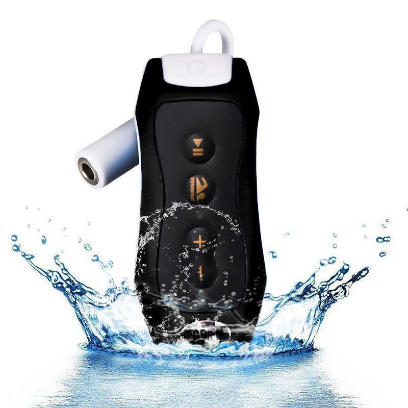 Vandeniui atsparus MP3 grotuvas su FM