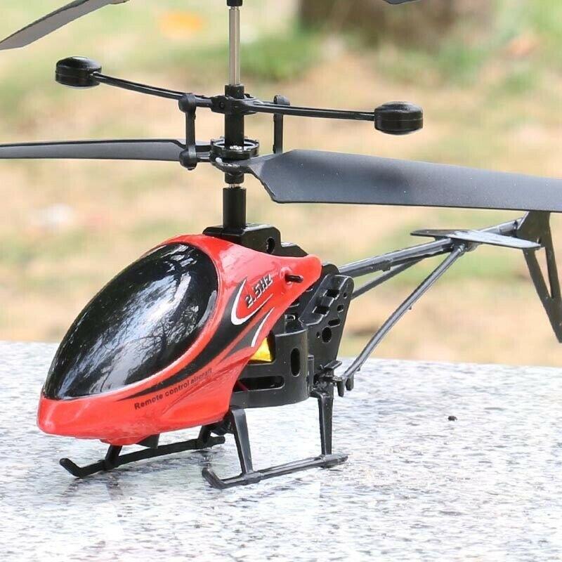 Radijo bangomis valdomas sraigtasparnis