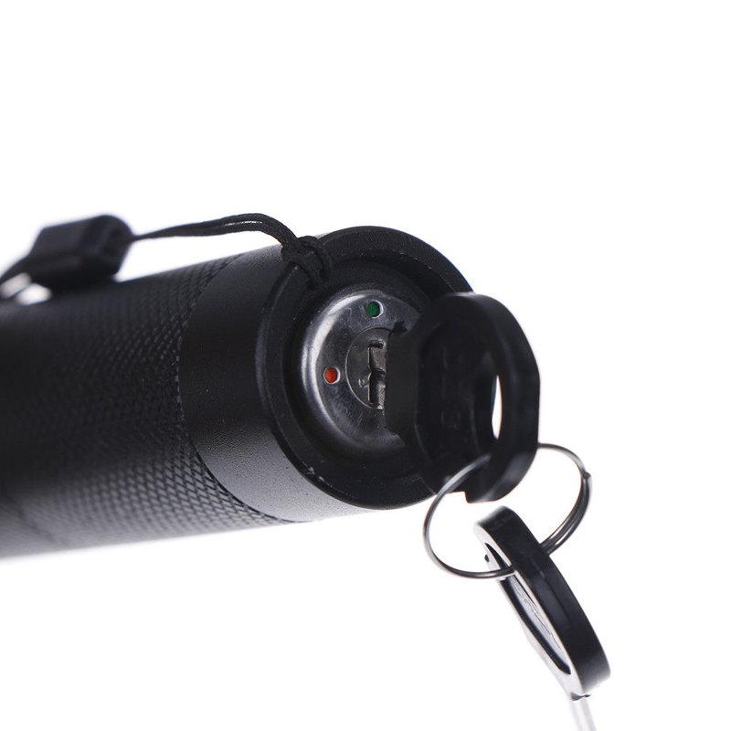 Lazeris / rodymo priemonė
