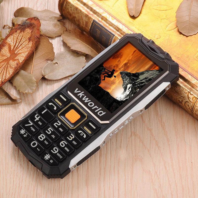 Mobilus telefonas VKworld