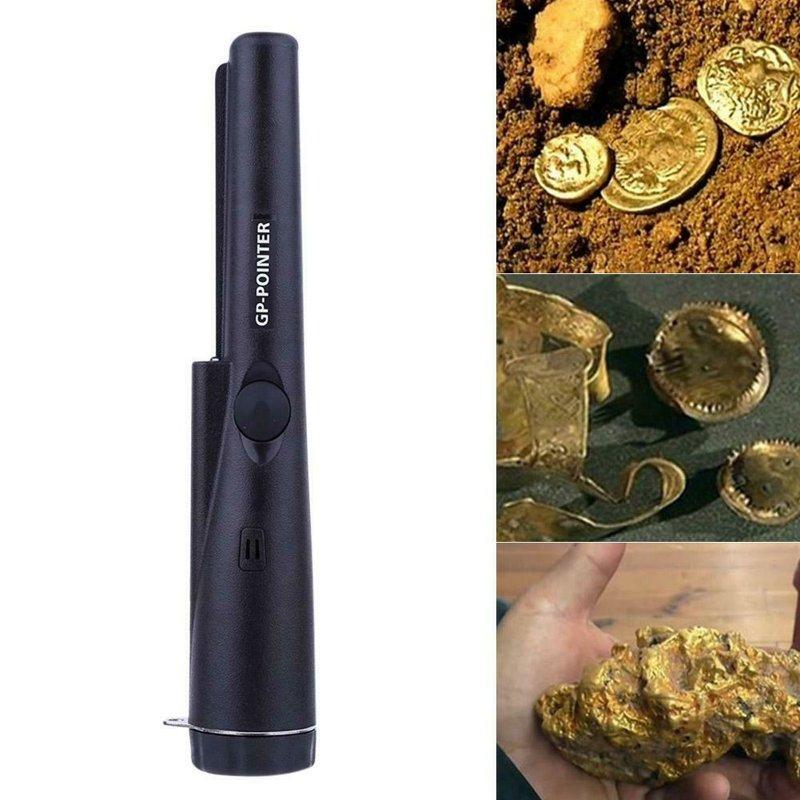 Metalo detektorius