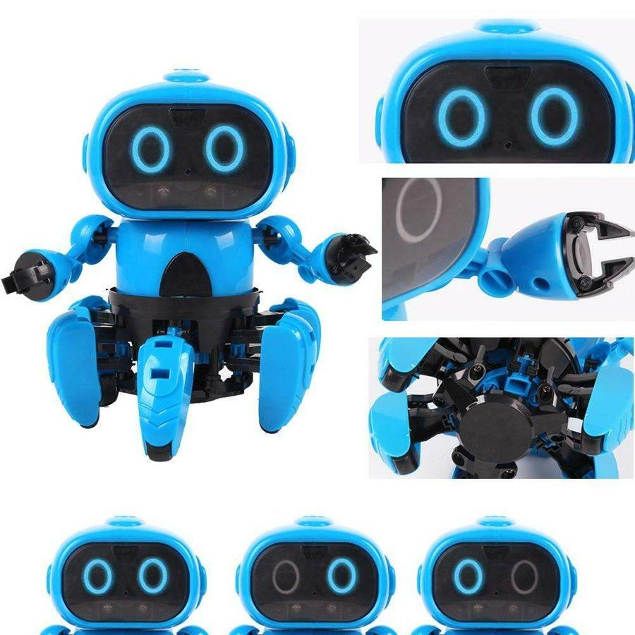 Surenkamas robotas