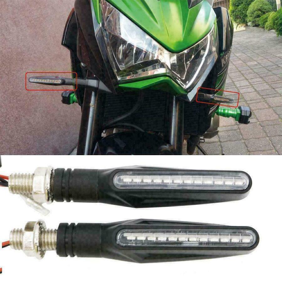 LED posūkių komplektas motociklui