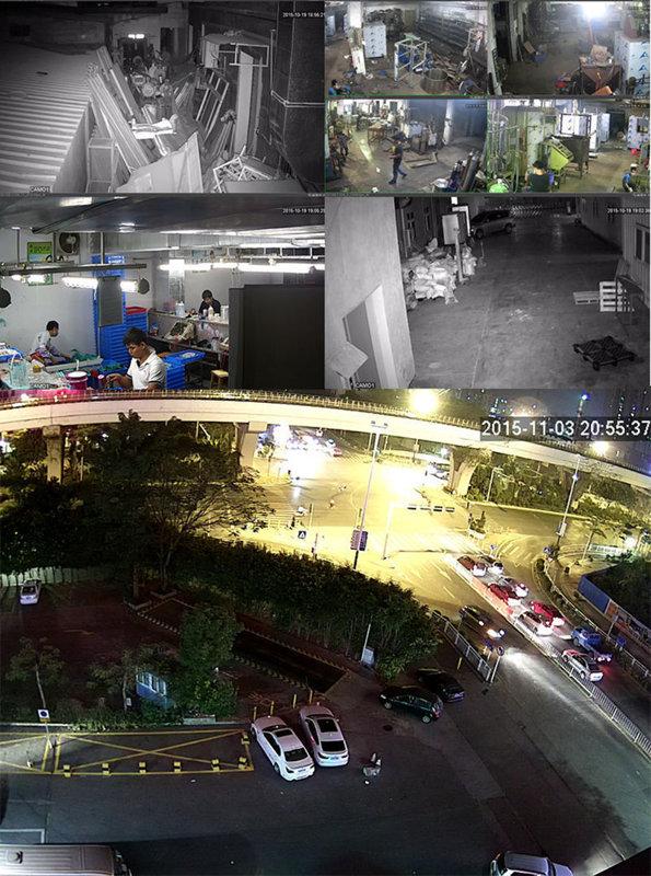 Belaidžio tinklo WIFI kamera