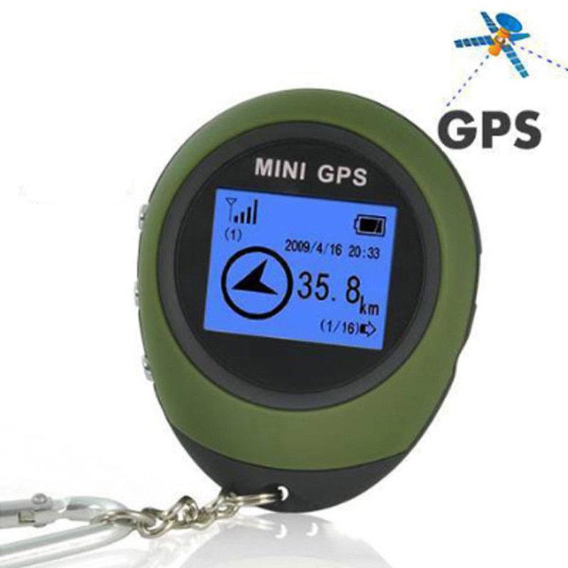 Mini GPS turistinė navigacija