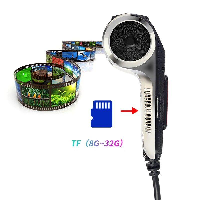 Integruojamas vaizdo registratorius