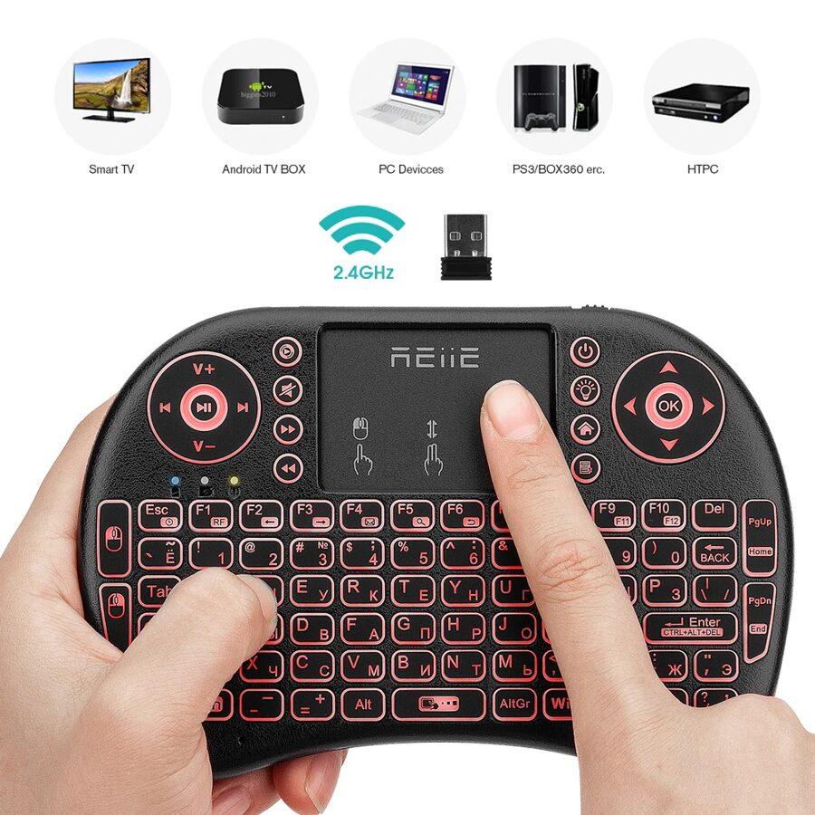 Belaidė Mini klaviatūra REIIE