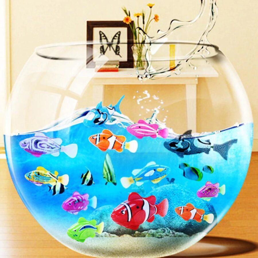 Elektroninė žuvytė