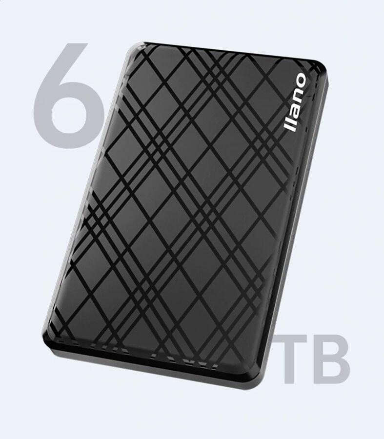 Kietojo HDD / SSD disko dėklas LLANO