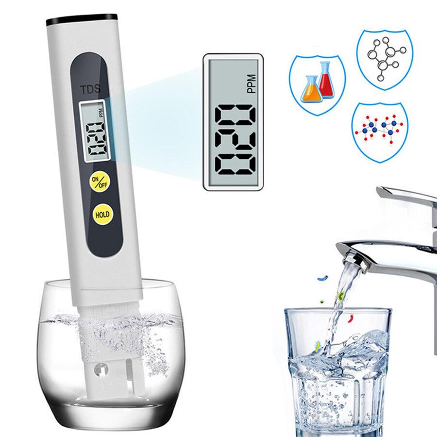 Vandens kokybės matuoklis