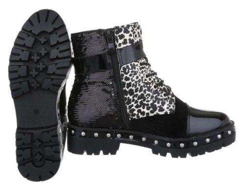 """Auliniai batai """"Leopard"""""""