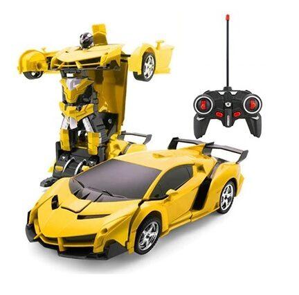 Valdomas automodelis - transformeris