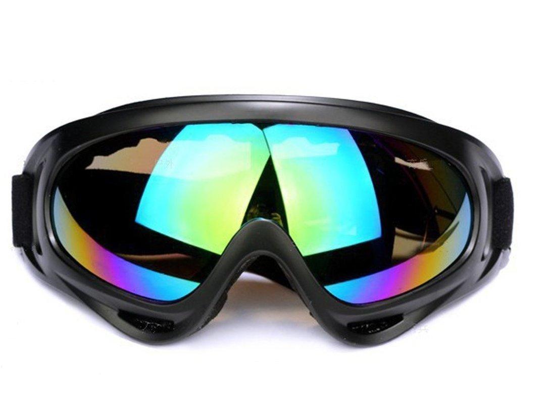 Slidinėjimo akiniai