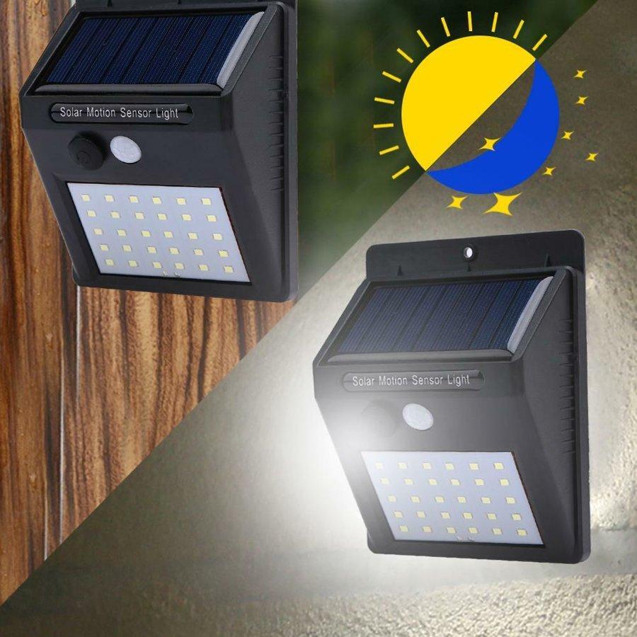 LED šviestuvas su judesio jutikliu