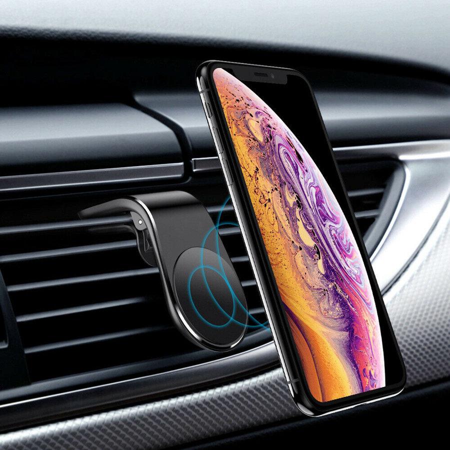 Magnetinis telefono laikiklis automobiliui