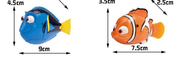 Elektroninė žuvytė NEMO