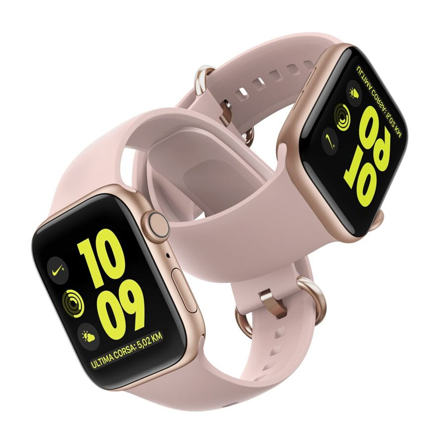 Apple Watch apyrankė