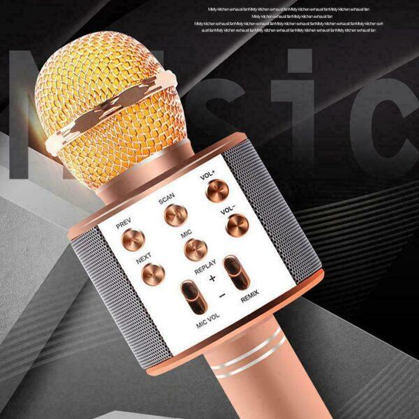 Karaoke mikrofonas