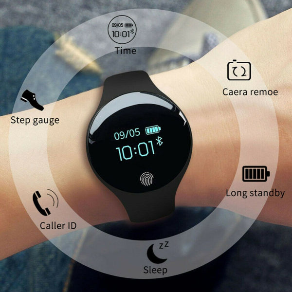 Wrist Watch / Pedometer