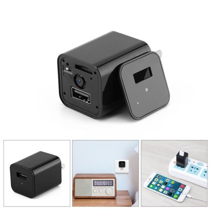 Slapta kamera USB adapteris