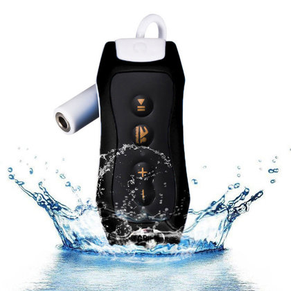 Waterproof MP3 / FM Player
