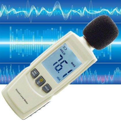 Skaitmeninis garso matuoklis