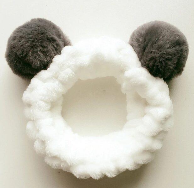 """Plaukų juosta """"Panda"""""""