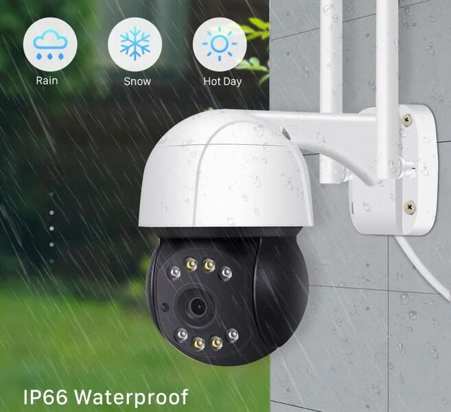 Wifi IP Outdoor Camera