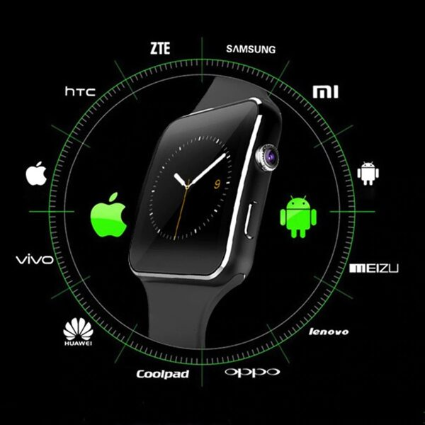 Išmanusis laikrodis X6