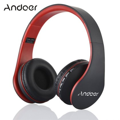 Bluetooh Headphones ANDOER